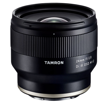 Image of Tamron 24mm F2.8 Di III OSD M 1:2 Lens (for Sony FE mount)