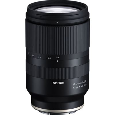 Image of Tamron 17-70mm F/2.8 Di III-A VC RXD (model B070) for Sony APS-C mirrorless