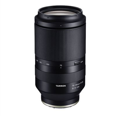 Image of Tamron 70-180mm f2.8 Di III VXD (for Sony FE mount) + BONUS