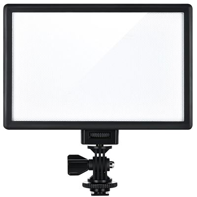 Image of VILTROX Remote Controlled VL-200 LED Bi-Color Dimmable Video Light (w/ Power Adapter)