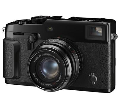 Image of FUJIFILM X-Pro3 Mirrorless Digital Camera (Black) + BONUS