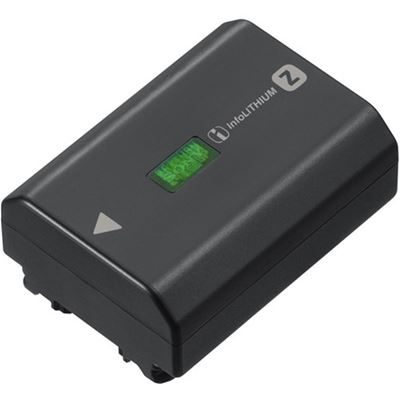 Image of Sony NP-FZ100 Rechargeable Lithium-Ion Battery (for Alpha a9, a7Riii, a7iii)