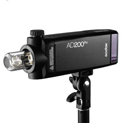 Image of Godox Pocket Flash AD200 Pro Battery Powered Wireless Strobe