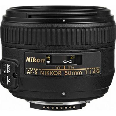 Image of Nikkor AF-S 50mm f1.4G