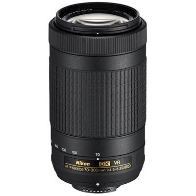 Image of Nikon AF-P DX NIKKOR 70-300mm F4.5-6.3G ED VR Lens + BONUS