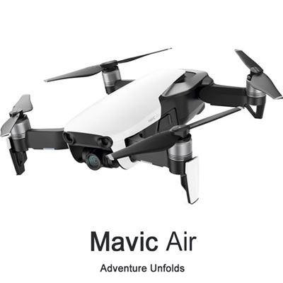 Image of DJI Mavic Air Fly More Combo (Arctic White)