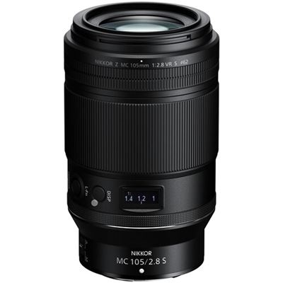 Image of Nikon NIKKOR Z MC 105mm F2.8 VR S Macro Lens