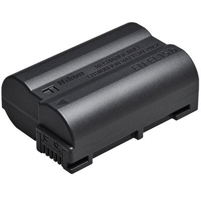 Image of Nikon EN EL15b Rechargeable Lithium Ion Battery