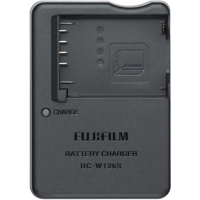 Image of Fujifilm BC-W126s Charger for NP-W126 Lithium-ion Battery