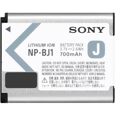 Image of Sony NP-BJ1 Lithium-Ion Battery (for RX0)