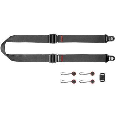 Image of Peak Design Slide LITE Camera Strap (Black)