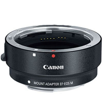 Image of Canon Mount Adapter EF-EOS M