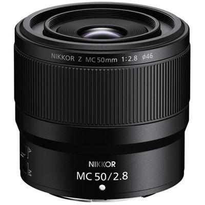 Compare Prices Of  Nikon NIKKOR Z MC 50mm F2.8 Macro Lens