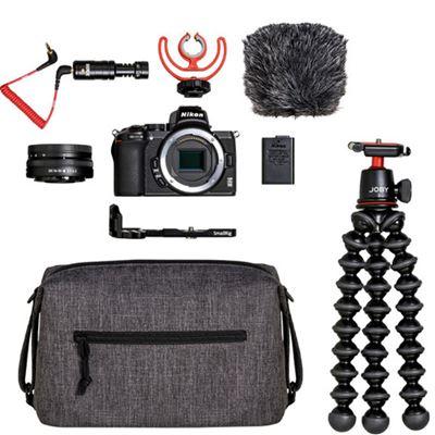 Compare Prices Of  Nikon Z 50 Mirrorless Digital Camera Creator's Kit