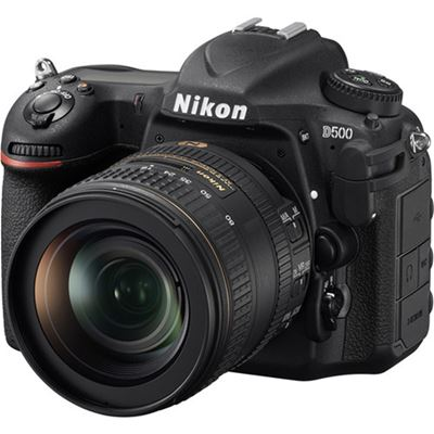Image of Nikon D500 w/ AFS DX 16-80mm f2.8-4E ED VR