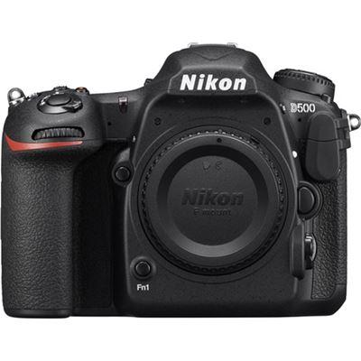 Image of Nikon D500 DSLR Camera (Body)