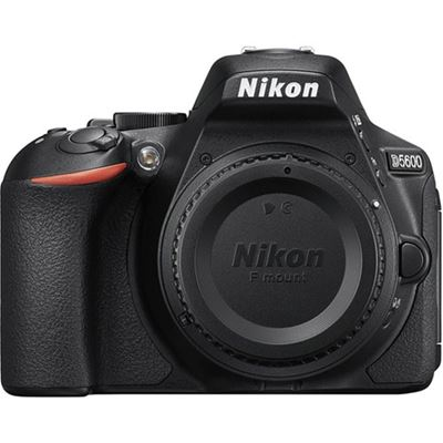 Image of Nikon D5600 DSLR Camera (Body)