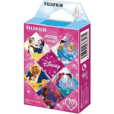 Image of FUJIFILM INSTAX Mini Disney Princess Instant Film (10 Exposures)