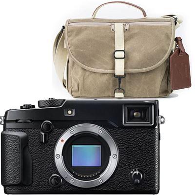 Compare Prices Of  Fujifilm X-Pro2 Digital Camera Body ** Domke Bag Bundle **