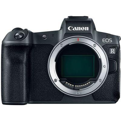 Image of Canon EOS R Mirrorless Digital Camera (Body Only) + Bonus Items