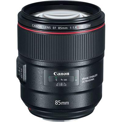 Image of Canon EF 85mm F1.4L IS USM Lens