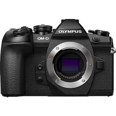Image of Olympus OM-D E-M1 Mark II Digital Camera (Body Only)