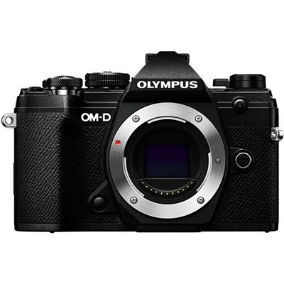 Image of Olympus OM-D E-M5 Mark III Mirrorless Digital Camera (Body Only, Black)
