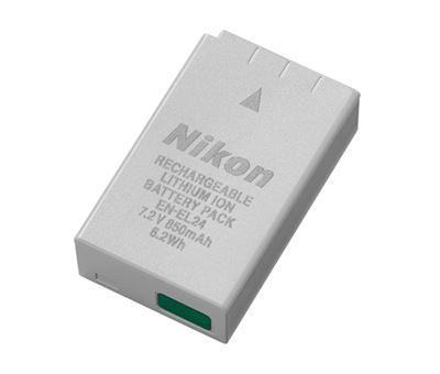 Image of Nikon EN-EL24 Lithium Ion Battery