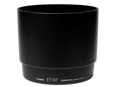 Compare Prices Of  Canon ET-67 Lens Hood ( For EF 100mm F/2.8 Macro USM)