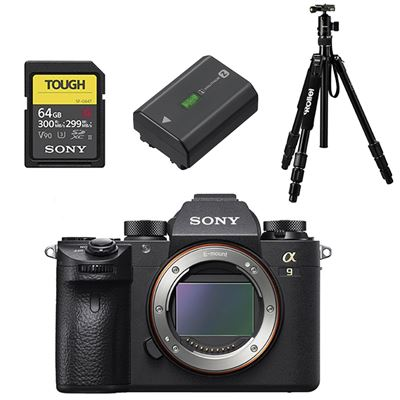 Compare Prices Of  Sony Alpha A9 (Body Only) (ILCE-9/B)