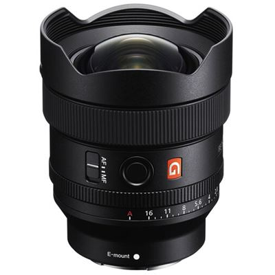 Compare Prices Of  Sony FE 14mm F1.8 GM Lens