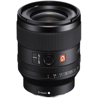 Image of Sony FE 35mm F1.4 GM Lens