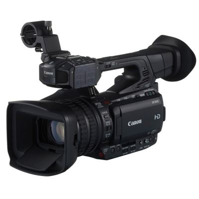 Image of Canon XF205 HD Camcorder