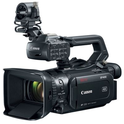 Image of Canon XF400 Camcorder