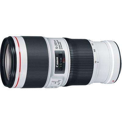 Image of Canon EF 70-200mm F4L IS II USM Lens + BONUS