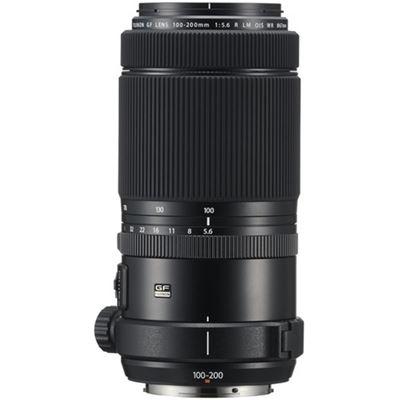 Image of Fujifilm GF 100-200mm F5.6 R LM OIS WR Lens