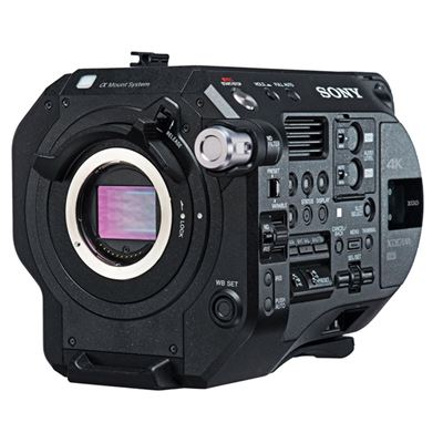 Image of Sony PXW-FS7M2 XDCAM Super 35 Camera System (Body Only)