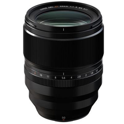Image of Fujifilm Fujinon XF 50mm F1.0 R WR, Lens