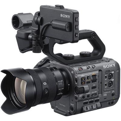 Image of Sony FX6 Digital Cinema Camera Kit w/ 24-105mm Lens - ILME-FX6VK