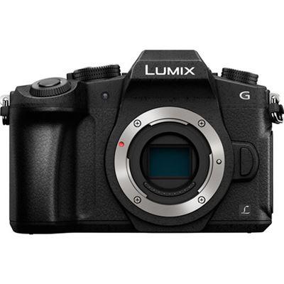 Image of Panasonic Lumix DMC-G85 Mirrorless Camera (Body)