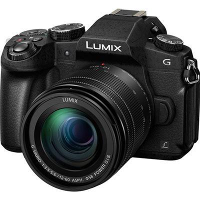 Image of Panasonic Lumix DMC-G85 Mirrorless Camera w/ 12-60mm Lens