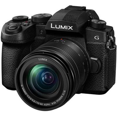 Image of Panasonic Lumix DC-G95 Mirrorless Digital Camera w/ 12-60mm Lens