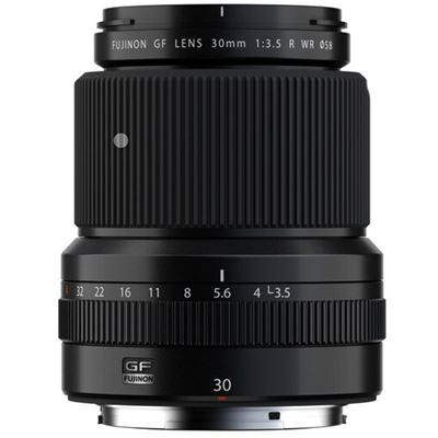 Image of Fujifilm GF 30mm F3.5 R WR Lens