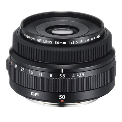 Image of Fujifilm GF 50mm F3.5 R LM WR Lens