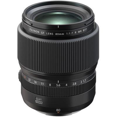 Compare Prices Of  FUJIFILM GF 80mm F1.7 R WR Lens