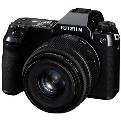 Image of FUJIFILM GFX50S II Body w/ FUJINON GF35-70mmF4.5-5.6 WR Lens