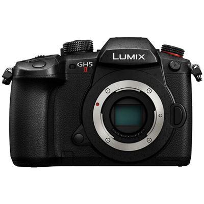 Image of Panasonic Lumix GH5 II Mirrorless Camera (Body)