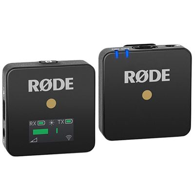 Image of Rode Microphones - Wireless GO Compact Wireless Microphone