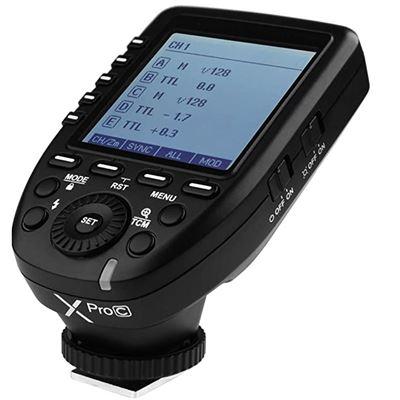 Image of Godox XProC TTL Wireless Flash Trigger (for Canon)
