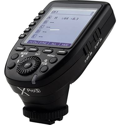 Image of Godox XProS TTL Wireless Flash Trigger (for Sony)